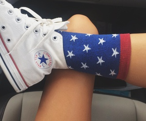 converse, fit, and girl image