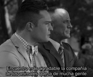 chuck bass, frases, and gg image
