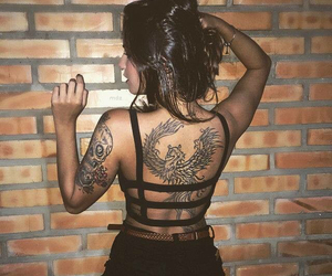 girl, body, and fashion image