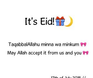 eid mubarak, happiness, and muslim image