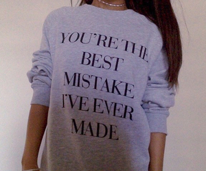 ariana grande, ariana, and best mistake image