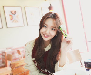 ulzzang, park sung sin, and asian girl image