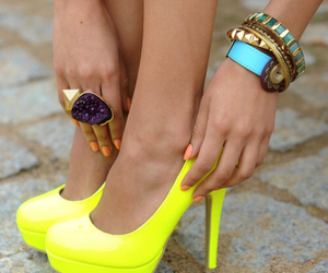 shoes, summer, and talons image