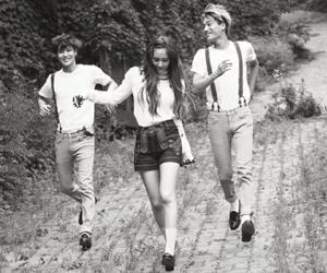 Taemin, kai, and SHINee image