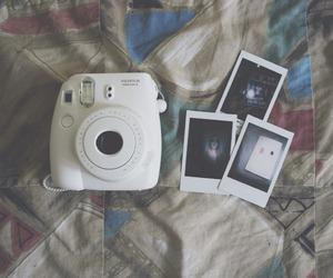 camera, photo, and polaroid image