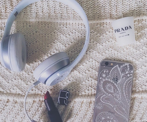 iphone and Prada image