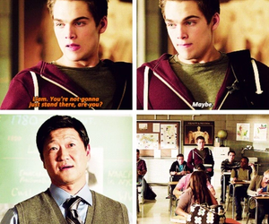teen wolf, dylan sprayberry, and funny image