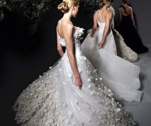 beautiful, Couture, and fashion show image