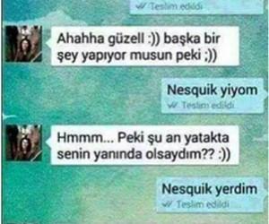 nesquik, komik, and turkce image