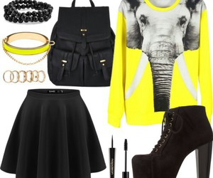 accessories, boots, and fashion image