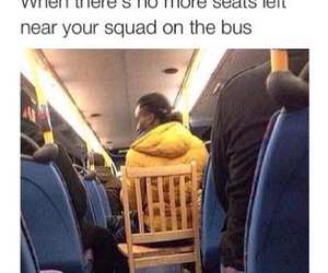 funny, lol, and bus image