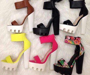 shoes, summer, and trends image