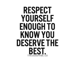 respect, Best, and quote image