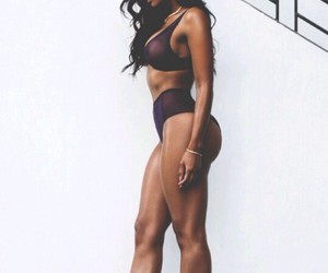 fitness, fitspo, and body goal image