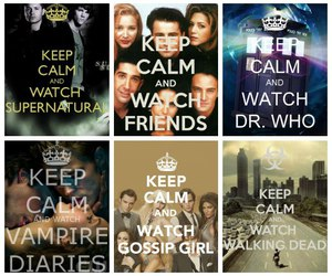 gossip girl, supernatural, and Vampire Diaries image