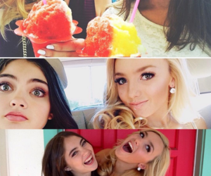 best friends, girls, and peyton list image