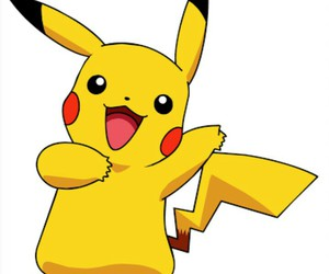 ❤ and pikachu cute! image