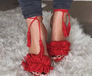 designer, heels, and luxury image