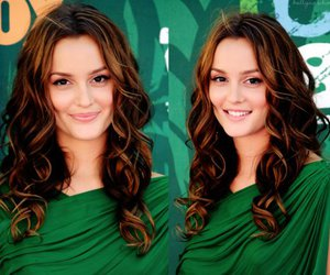 leighton meester, beautiful, and hair image