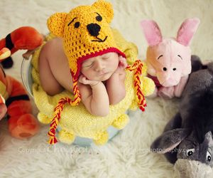 baby, colors, and happiness image