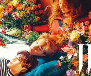 kai, Taemin, and f(x) image
