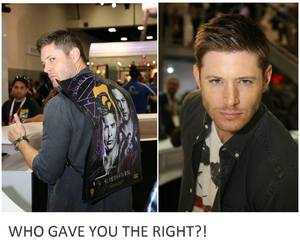 boy, dean winchester, and funny image