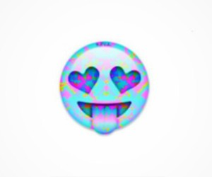 heart, tie-dye, and love image
