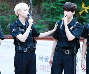 jin, kim seokjin, and bts image