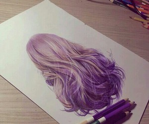 drawing and hairstyle image
