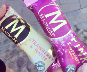 Magnum and summer image
