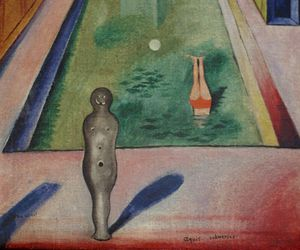 drowning, Ernst, and pool image
