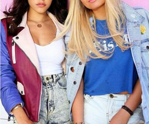 beauty, alli simpson, and madison beer image