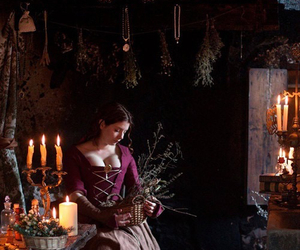 dress, photography, and fairytale image