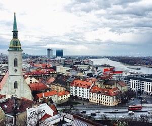bratislava, europe, and slovakia image