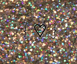 background and glitter image