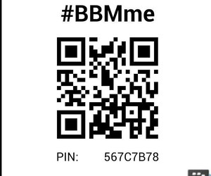 add, bbm, and pin number image