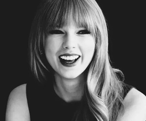 Taylor Swift and smile image