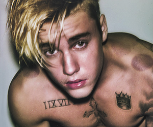 horny and justin bieber image