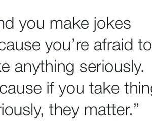 joke and matter image