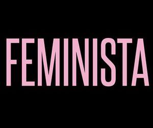 girl, feminismo, and feminista image