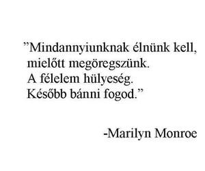 magyar and Marilyn Monroe image