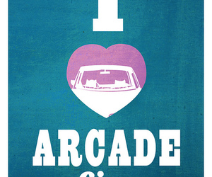 arcade fire, band, and illustration image
