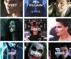 villain, hero, and harry potter image