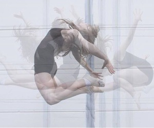fit, gymnastics, and passion image