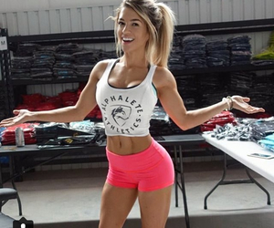 gym and workout image