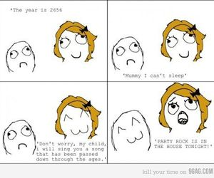 lmfao, song, and mom image