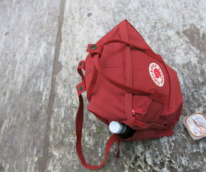 backpack, no, and deep red image