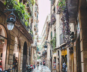 travel, europe, and street image
