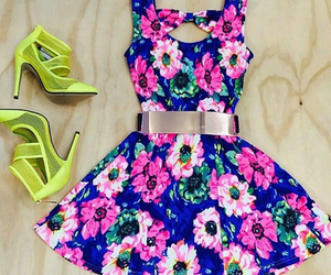 clothes, green, and cute image