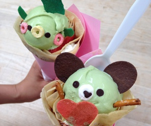 food, cute, and ice cream image